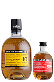 The Glenrothes, 10-Year-Old, with free Whisky Maker's Cut Miniature