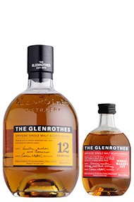 The Glenrothes, 12-Year-Old, with free Whisky Maker's Cut Miniature
