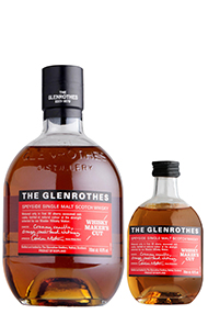 The Glenrothes, Whisky Maker's Cut with free Miniature