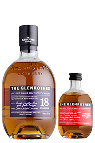 The Glenrothes, 18-Year-Old, with free Whisky Maker's Cut Miniature