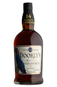Doorly's 14-Year-Old Rum, Barbados, (48%)