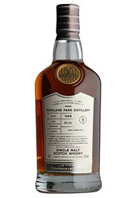 1989 Highland Park, Connoisseurs Choice Cask Strength, Scotch Whisky 51.1%
