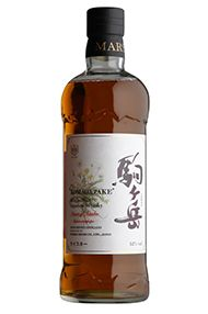 Komogatake Limited Edition Btd 2018 Single Malt Japanese Whisky (48%)