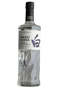 Haku, Japanese Craft Vodka, Kagoshima, Japan (40%)