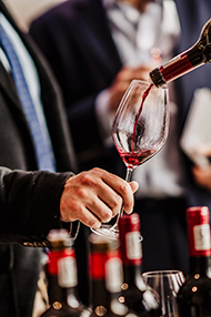 WSET Level 2 Award in Wines, Mondays, January to February 2020