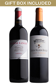 Claret Duo, Two-Bottle Case