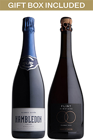 English Sparkling Duo, Two-Bottle Case