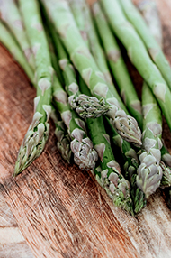 Fine Wine and Asparagus, Monday 11th May 2020