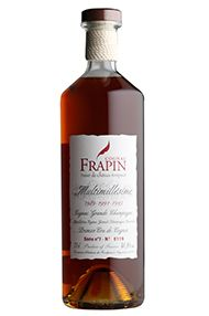 Cognac Frapin, Multimillésime, Series No. 7, Ch. Fontpinot, 40.8%