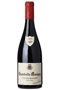 2015 Chambolle-Musigny, Les Gruenchers, Vielles Vignes, 1er Cru, Fourrier