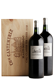 2006 Ch. Cantemerle, Haut-Médoc, Bordeaux, Two-Magnum Case