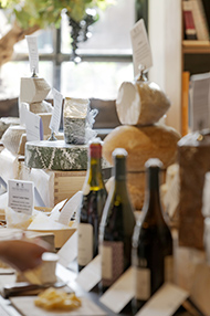 London Shop Lates: Burgundy Wine & Cheese, Monday 13th January 2020