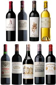 2003 Bordeaux Primeur Cru, Assortment Case (9 Btl)