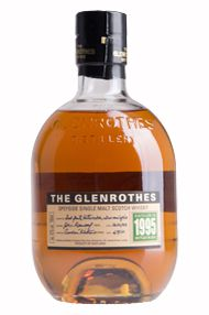 1995 The Glenrothes, Speyside, Single Malt Scotch Whisky, 43%