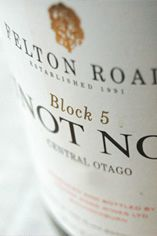2010 Felton Road Block 5 Pinot Noir, Central Otago