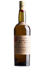 Mackinlay's Shackleton, Rare Old Highland Malt Whisky, 47.3%