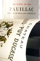 2010 Ch. Grand-Puy-Ducasse, Pauillac