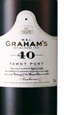 Graham's 40 YO Tawny Port