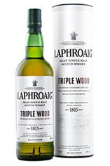 Laphroaig Triple Wood, Islay, Single Malt Whisky, 48%