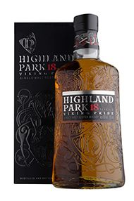 Highland Park 18 Year Old, Orkney, Single Malt Whisky, 43%