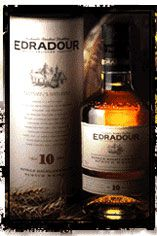 Edradour 10 yrs, Highland, Single Malt