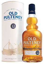 Old Pulteney 12-year-old, Highland, Single Malt Scotch Whisky, (43.0%)