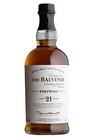 Balvenie Portwood, 21-year-old, Speyside, Single Malt Whisky (40%)