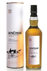 AnCnoc 12-year-old, Knockdhu Distillery, Single Malt Whisky, 40%