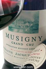 2000 Musigny Domaine Jacques Prieur