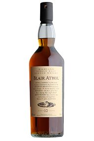 Blair Athol, 12-year-old, Highland, Single Malt Scotch Whisky (43%)