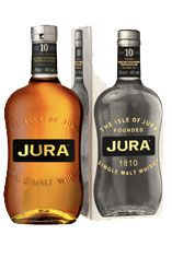 Isle of Jura 10-year-old, Isle of Jura, Single Malt Whisky, (40.0%)