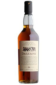 Dailuaine, 16-year-old, Speyside, Single Malt Scotch Whisky (43%)