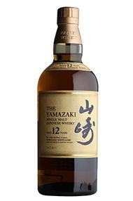 Suntory Yamazaki, 12-year-old, Japanese Single Malt Whisky (43%)