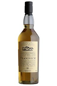 Teaninich, 10-year-old, Highland, Single Malt Scotch Whisky (43%)