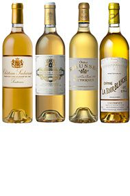 2003 Liquid Gold Assortment Case 2003 Sauternes (12 x 75cl)