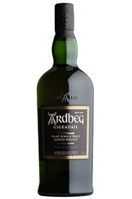 Ardbeg Uigeadail Islay, Single Malt Scotch Whisky, 54.2%