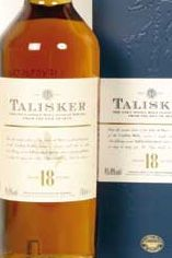 Talisker, 18-year-old, Island, Single Malt Scotch Whisky (45.8%)