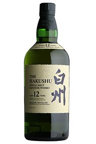 Suntory Hakushu,12-year-old, Single Malt Japanese Whisky
