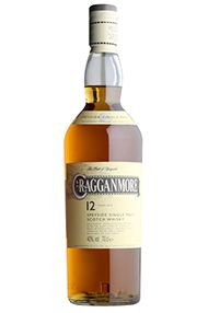 Cragganmore, 12-year-old, Speyside, Single Malt Scotch Whisky (40%)