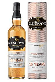Glengoyne, 15-year-old, Highland, Single Malt Scotch Whisky (43%)
