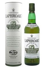 Laphroaig Quarter Cask, Islay, Single Malt Whisky, 48%