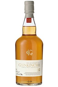 Glenkinchie 12 Year-Old, Lowlands, Single Malt Scotch Whisky, 43.0%