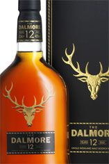 Dalmore 12-year-old, Highlands, Single Malt Whisky, (40.0%)
