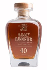 Hankey Bannister 40-Year-Old, Blended Scotch Whisky (44.3%)