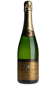 Champagne Guy Larmandier, Cramant, Blanc de Blancs, Brut, Grand Cru