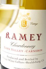 2007 Ramey Hudson Vineyard Chardonnay, Carneros, California