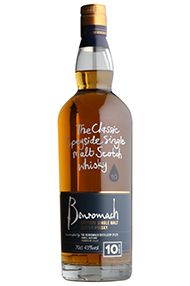 Benromach, 10 Year-old, Speyside, Single Malt Scotch Whisky, 43.0%