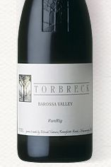 2003 Torbreck RunRig, Barossa Valley, South Australia
