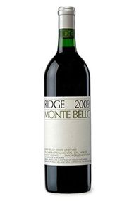 2009 Ridge, Monte Bello, Santa Cruz Mountains, California, USA