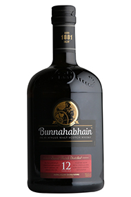 Bunnahabhain, 12-year-old, Islay, Single Malt Whisky (46.3%)